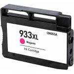 HP 933XL Magenta Ink Cartridge (CN055AN), High Yield (825 Yield), Compatible