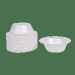 Foam Bowls, 5 oz., White, (1,250 Bowls)