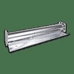 """Aluminum Foil, 18"""" x  1,000', Standard Weight (1 Roll)"""