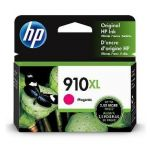 HP 910XL Magenta Ink Cartridge (3YL63AN), High Yield (825 Yield), OEM