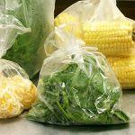"""Food Storage Bags, 8"""" x 4"""" x 18"""", (1,000 Bags)"""