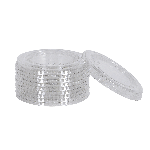 Lids, for 1 oz. Portion Cups (2,500 Lids)