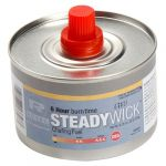 6 Hr Steady Wick Chafing Fuel, (24 Per Case)