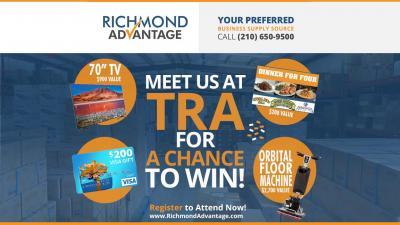 Richmond Advantage | TRA Expo 2021