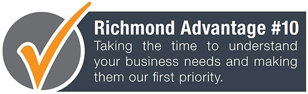 Richmond Advantage No 10 - Getting to Know Your Business