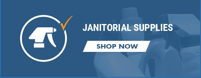 Shop janitorial supplies